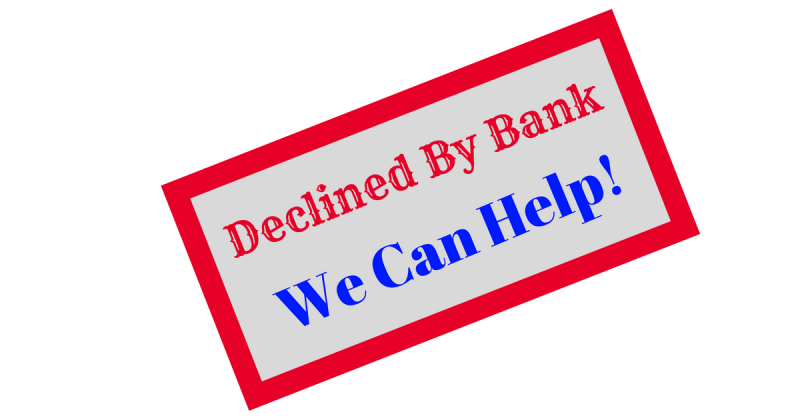 Declined By Bank (3)